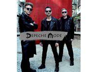 DEPECHE MODE TOUR - 2 TICKETS - 23 JULY BERLIN (Waldbuhne)