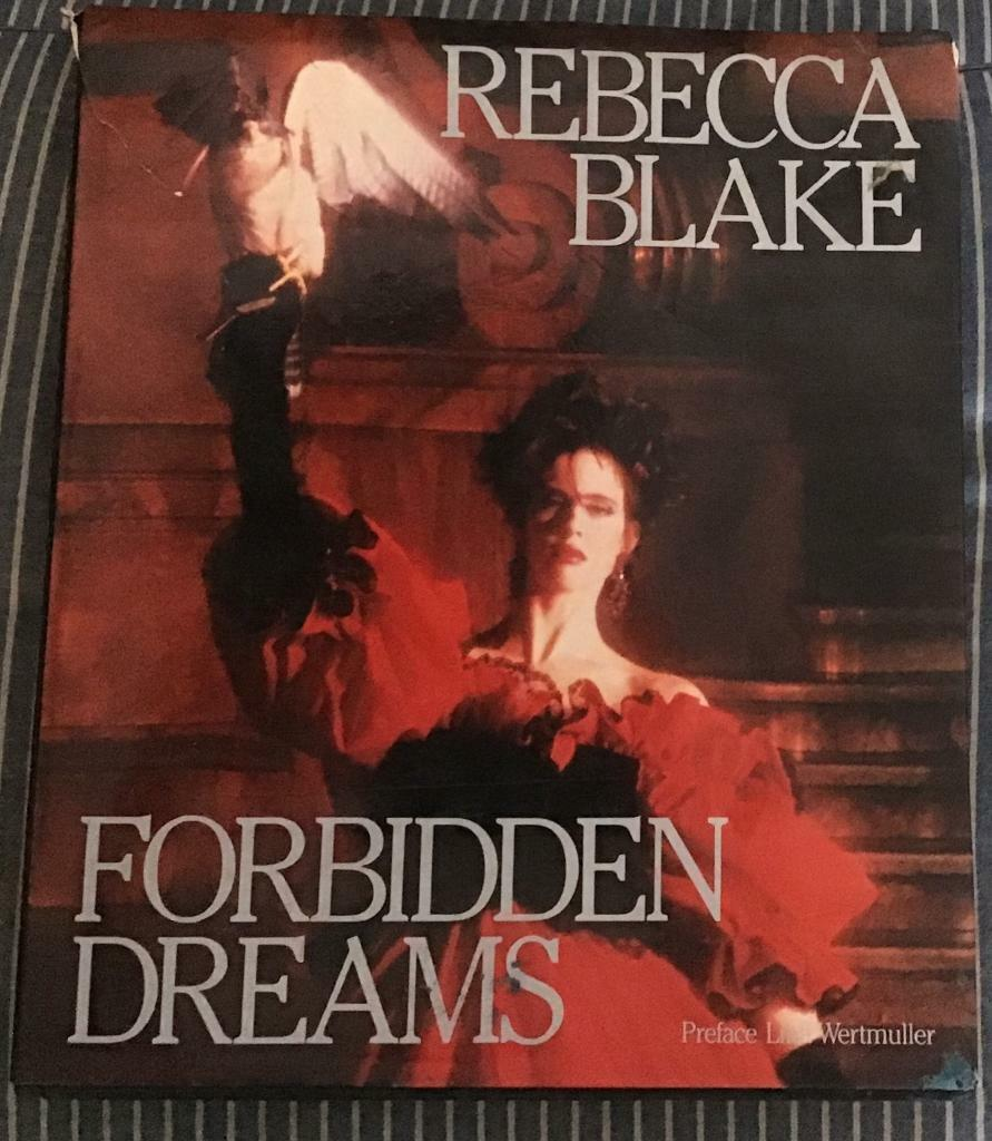 Forbidden dreams by Rebecca Blake- rare art photography book 1984 | in  Crossgates, West Yorkshire | Gumtree