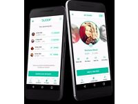 New App Launch: Babysitters Wanted. Free. Flexible. More Jobs & More Money.