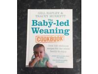 Baby Led Weaning Hardback Book