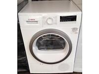 ***NEW Bosch 8kg condenser sensor dryer for SALE with 2 years guarantee***
