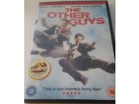 The Other Guys (DVD, 2011) 12+ Will Ferrell Mark Wahlberg Watched Once Excellent