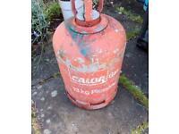 Gas bottle propane full 13'kg