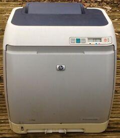 HP Color Laserjet 2605dn - Colour laser printer