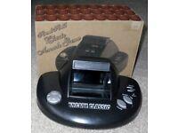 Hand Held Classic Arcade Game Retro Alien Shooting Game Handheld