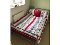 Bed (Three Quarter bed)