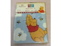 NEW totes Winnie the Pooh Nightshirt and Slipper Sox Set