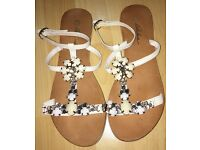 Women's sandals never worn size 7 from ASOS