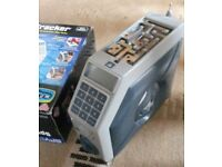 Spy safe cracker. Spygear. Age 6years. 3games. And is a safe