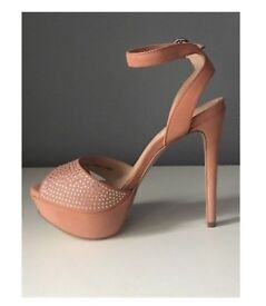 Women's platform rhinestone sandals*NEW*