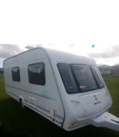 Compass Rallye GTE 4 Berth