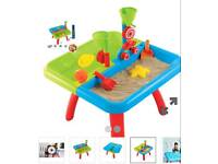Kids Sand and Water Play Table