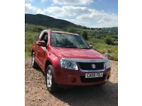 Suzuki Grand Vitara 1.6 SZ3 3dr Lovely condition low miles FSH