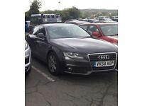 Audi a4 58 plate 2.0 tdi