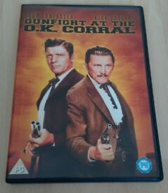 Gunfight at the OK Corral (1957) DVD
