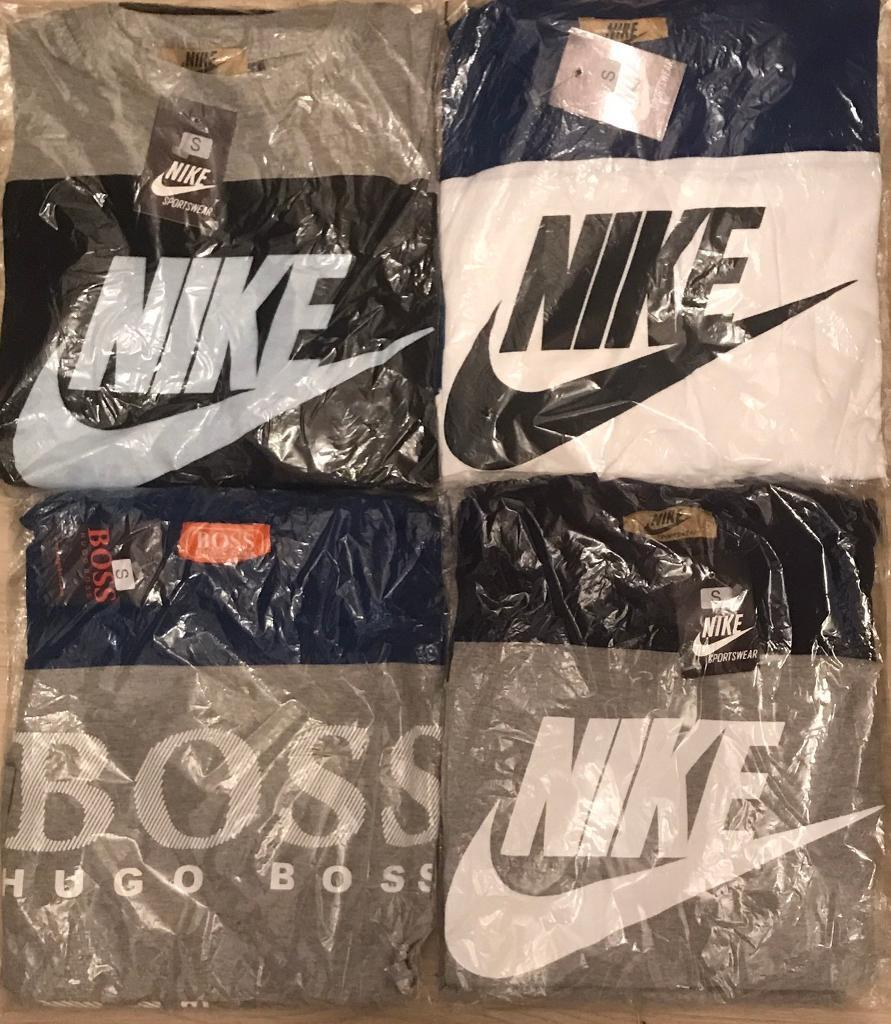 c70a2a31c Nike and Hugo boss shorts and t shirt sets (small) | in East End ...