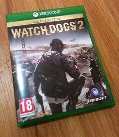 New! Watch Dogs 2 GOLD EDITION for Xbox One + SEASON PASS! WD2 Xbox1 Watchdogs XB1 Xbone