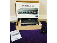 EBS Reidmar 250 bass amp