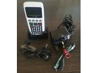 Doro Phone Easy 338GSM - White (Unlocked) Mobile Phone
