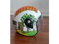 AGV Junior Open Valentino's House Helmet