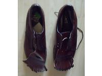 Retro Men's Stylo Matchmaker Golf Shoes size 10