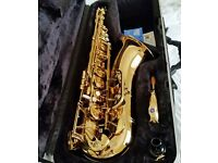 Trevor James Tenor Saxophone