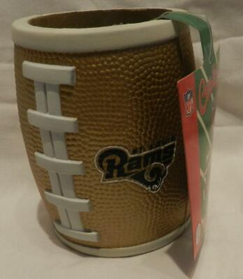 New NFL Can In Ball St Louis Rams Football Can -
