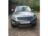Land Rover Range Rover Evoque 2.2 SD4 Pure Hatchback AWD 5dr