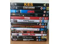 39 dvd collection