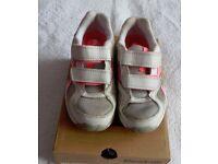 Girls Reebok Trainers - Size 12