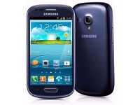 SAMSUNG GALAXY S3 MINI LOCKED TO EE **