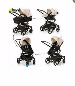 Hauck colt travel system/pram/pushchair/car seat