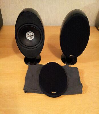 KEF HTS3001 Set of SPEAKERS .