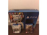 Mint condition PlayStation 4 console for sale