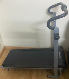 Confidence Fitness Magnetic Treadmill Running Machine