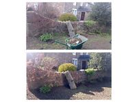 Gardening and landscaping, handyman, tree cutting - Edinburgh, Livingston, Lothians, Fife