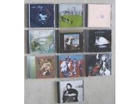 ELEVEN great Joni Mitchell CD Albums.