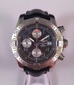 Breitling Avenger 2 Chronograph A13381 2014