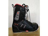 Salomon Ivy women's snowboard boots, uk size 7.5