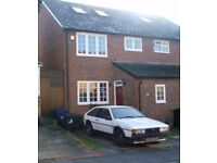 3 Bedroom semi-detached house to rent in Olde Hanwell