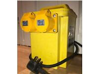 230V to 110V isolating Transformer