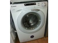 Candy EVO W 6853D 8/5kg 1600rpm Freestanding Washer Dryer - White
