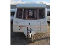 ABBEY ARCHWAY ROYALE 520 2003 4 BERTH CARAVAN *REDUCED..WAS £4495*