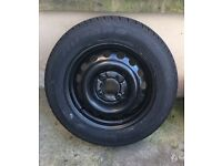 Honda Accord tyre on wheel for sale