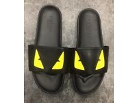 Ban Unisex Sliders 3/4 Colours/Makes £25 Each