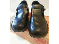 Black Kickers sandals size 38