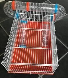 Ferplast Hamster Cage & Accessories