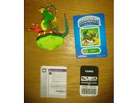 Skylanders Spyros Adventure Figure Camo As New Condition