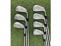 TITLEIST 716 CB FORGED IRONS / 3-9 IRON / DYNAMIC GOLD S300 STIFF