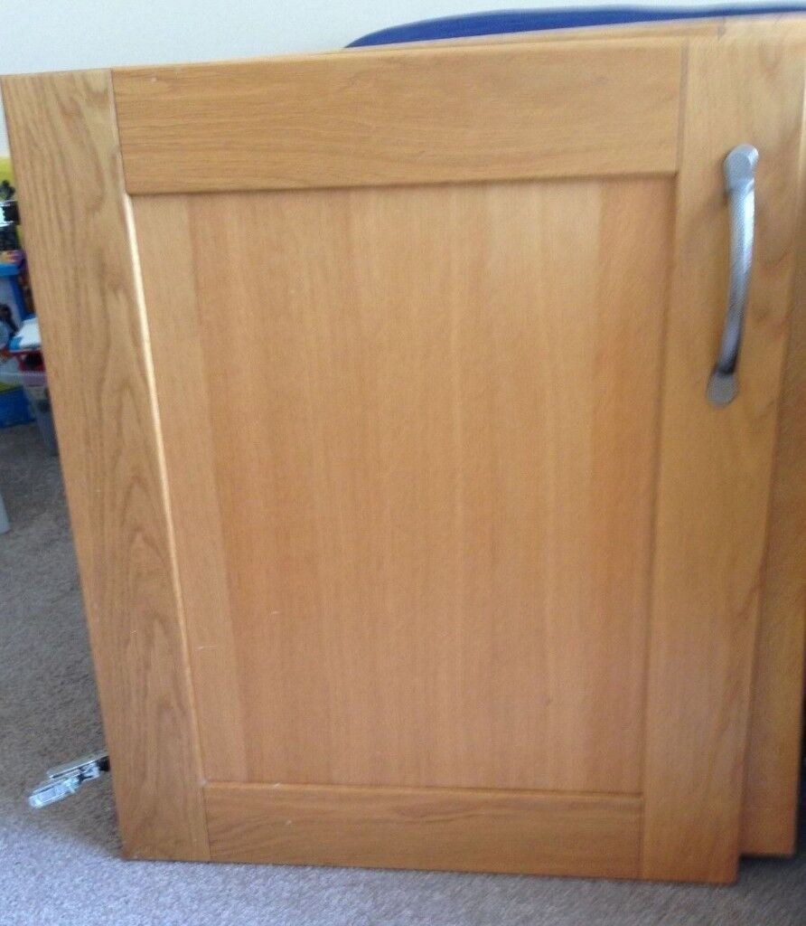 Shaker Style Solid Oak Wood Kitchen Doors And Drawer Fronts Most